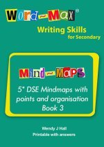 Word-Max | Writing Skills for Secondary - Mind Maps - Book 3