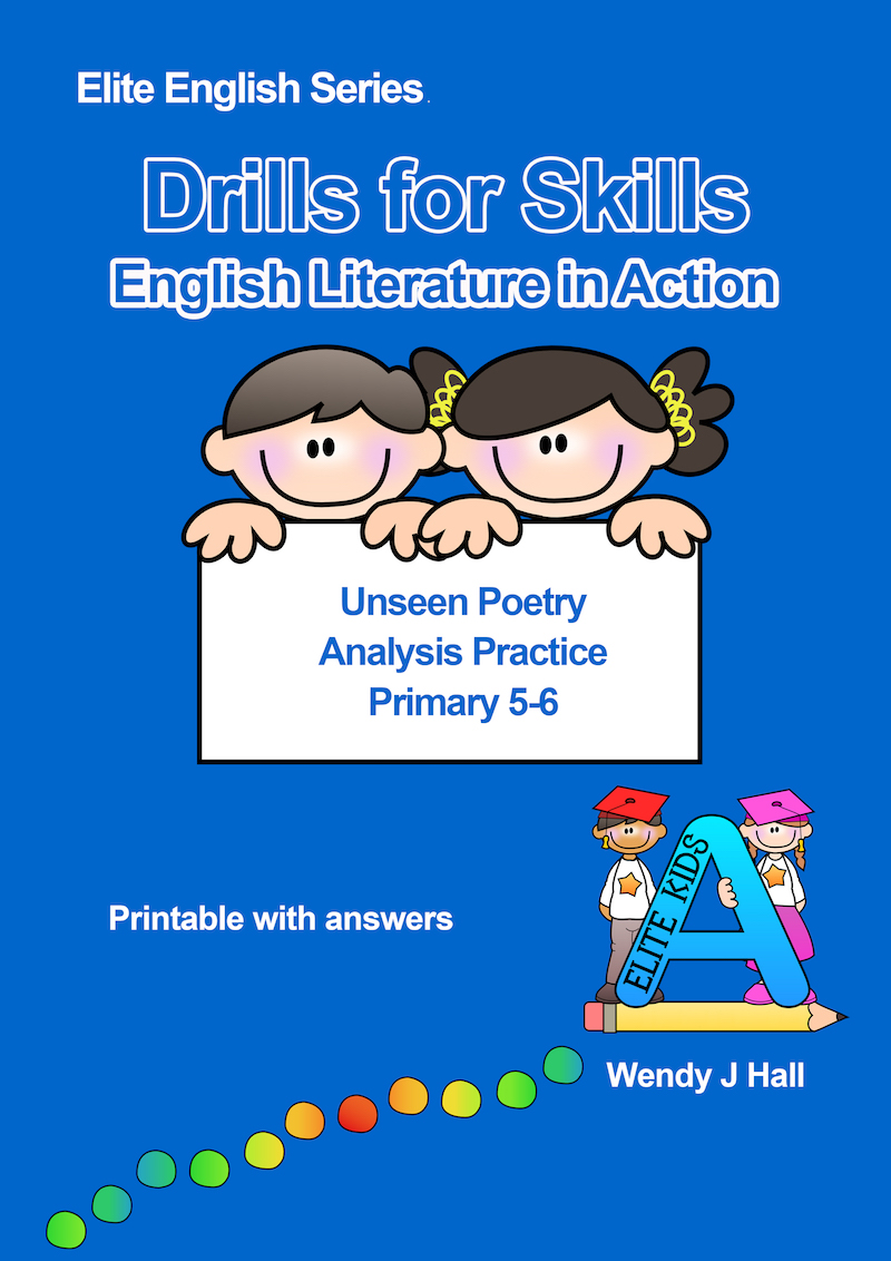 Drills for Skills - English Literature in Action