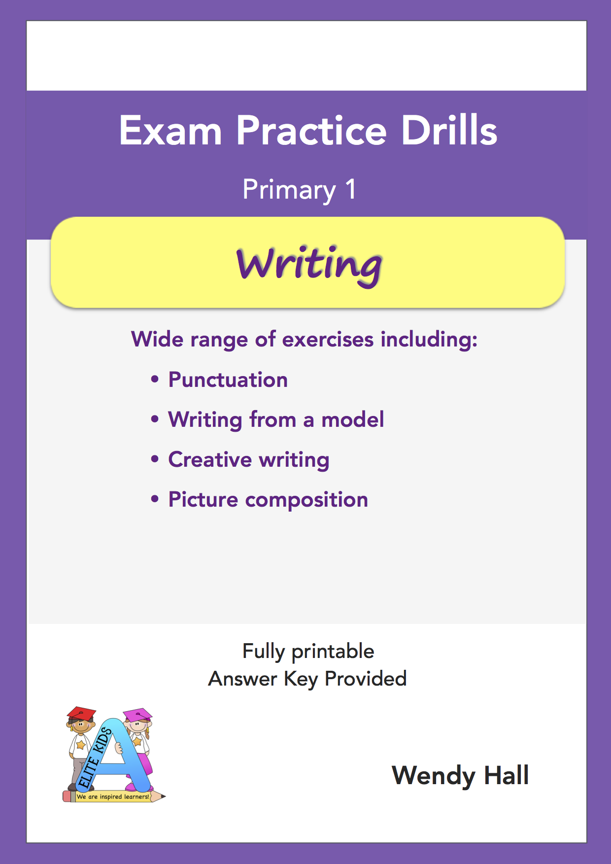 Elite Kids | Exam Practice Drills - Writing