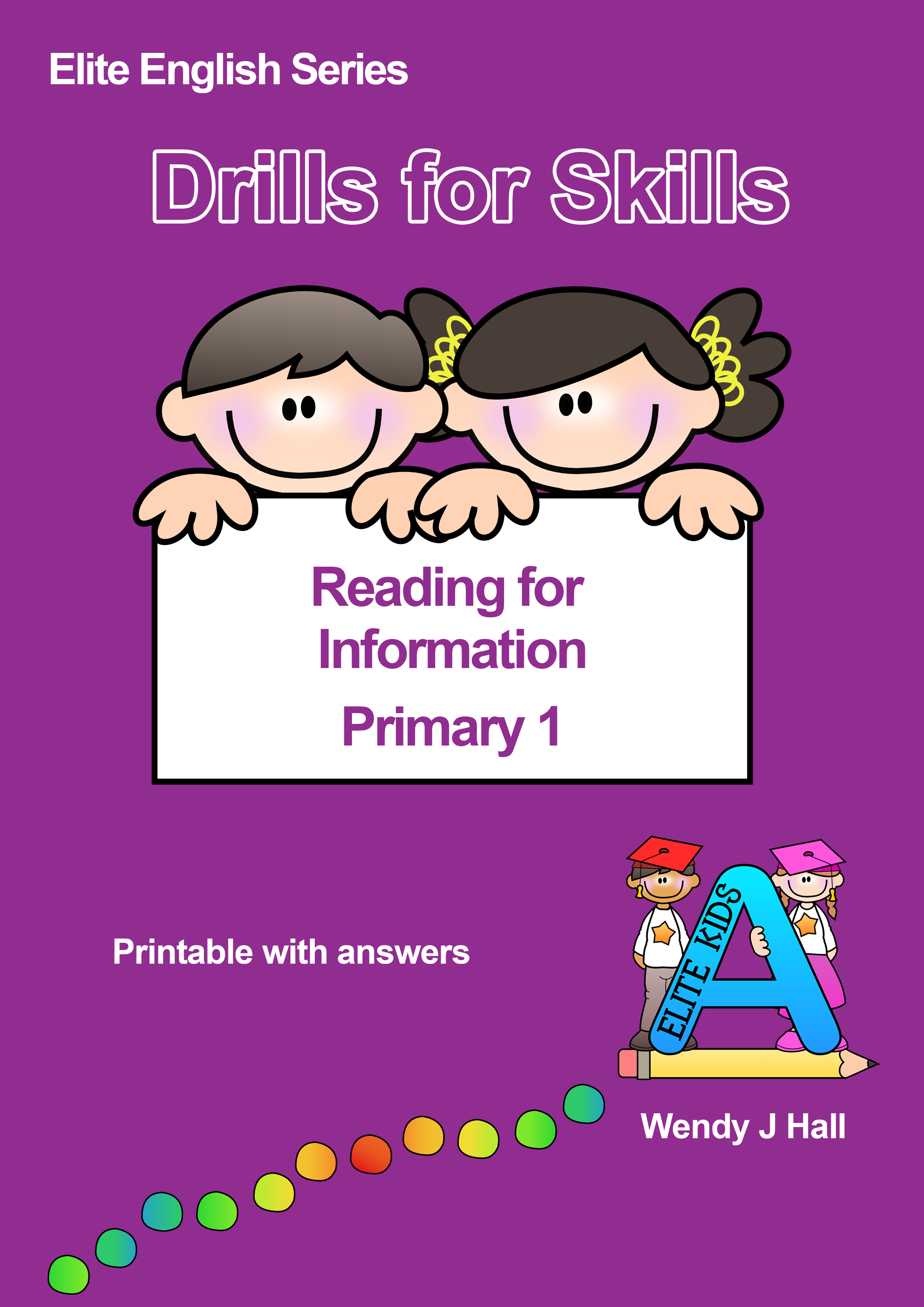 Drills for Skills - Reading for Information | Primary 1