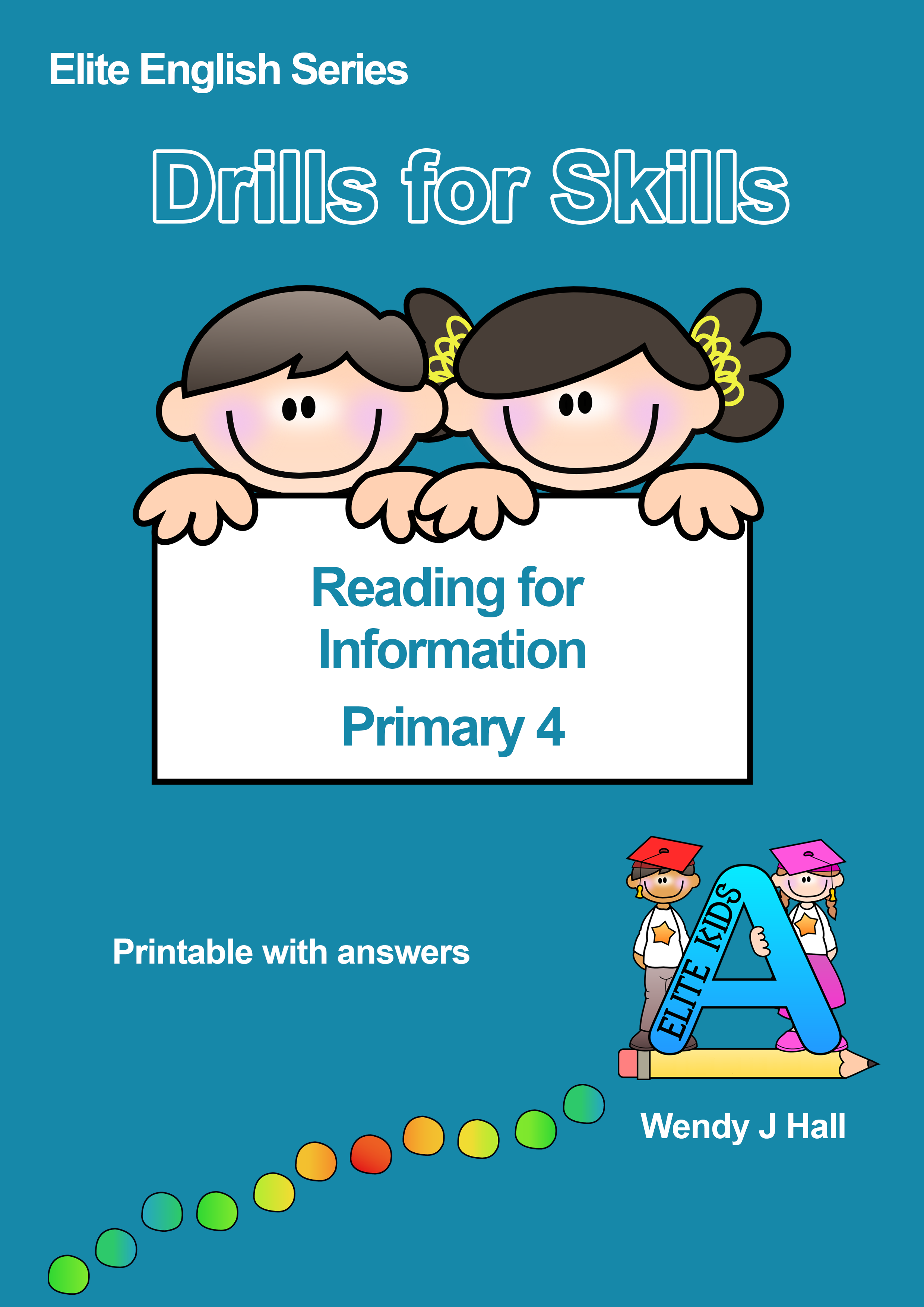 Drills for Skills - Reading for information | Primary 4
