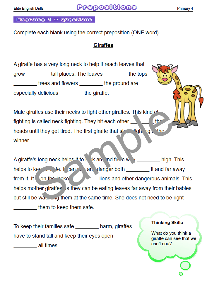proofreading exercises with answers pdf