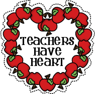 Teachers have heart