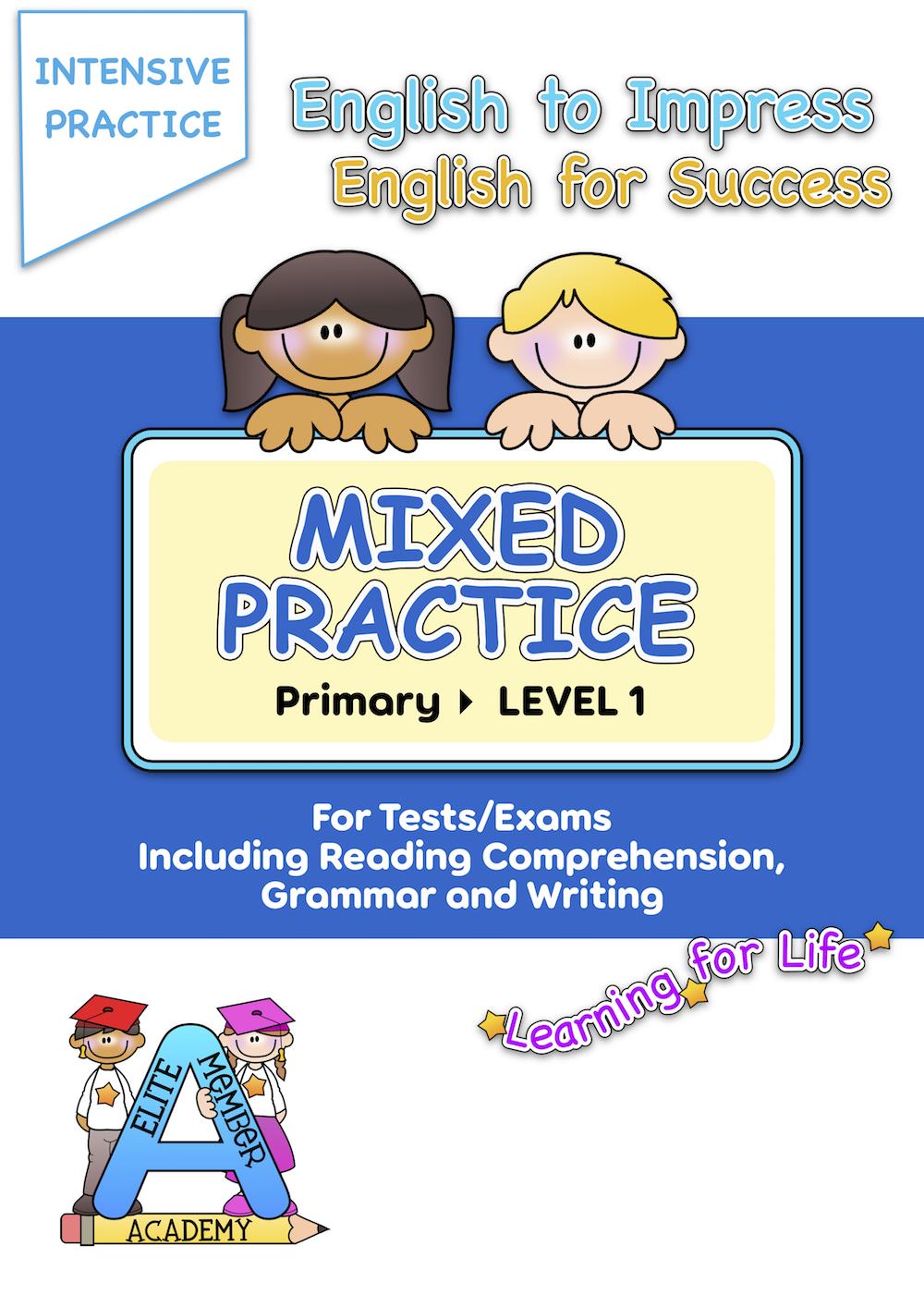 Intensive Mixed Practice P1