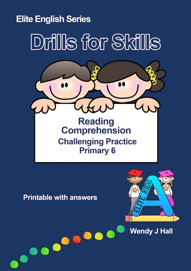 Drills for Skills - Reading Comprehension