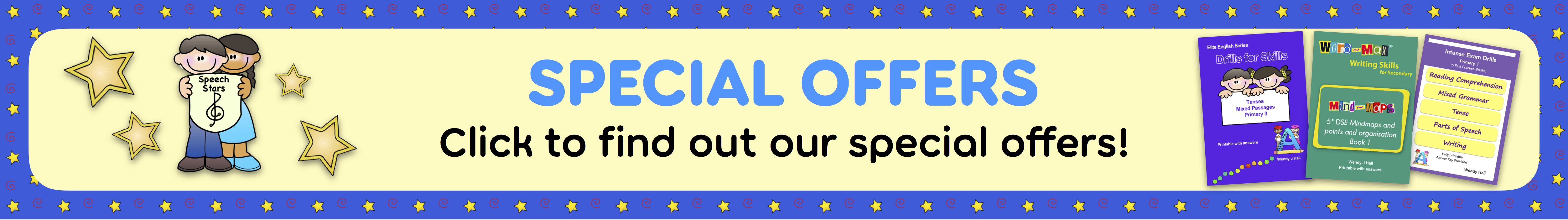 Elite Kids English Special Offers